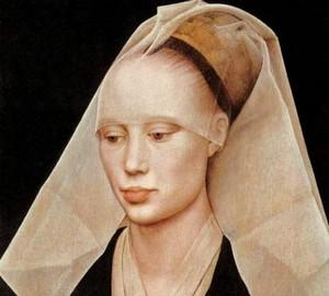 Porträt einer Dame, Rogier van der Weyden, um 1460