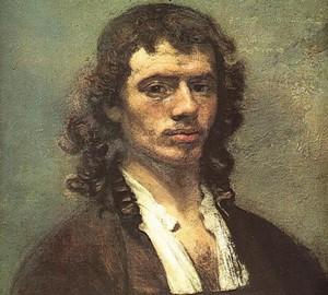 Selbstporträt, Karel Fabricius, 1645