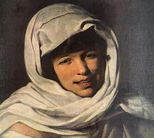Mädchen mit einer Münze (Girl of Galicia), Bartolome Esteban Murillo