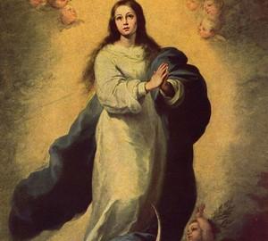 """""""Madonna Immaculata"""", Bartolome Esteban Murillo – Beschreibung des Gemäldes"""