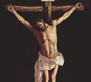 """""""Christus am Kreuz"""", Francisco de Zurbaran – Beschreibung des Gemäldes"""