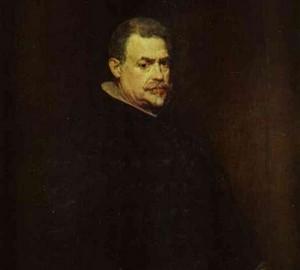 Porträt von Juan Mateos, Diego Velazquez – Beschreibung
