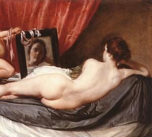 Venus vor einem Spiegel, Diego Velazquez – Beschreibung