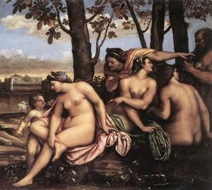 """""""Der Tod des Adonis"""", Sebastiano del Piombo – Beschreibung des Gemäldes"""