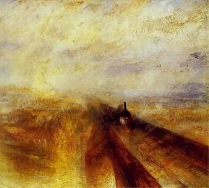 Regen, Dampf und Geschwindigkeit, 1844, William Turner