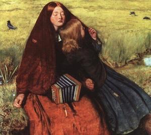 """Blind"", John Everett Millet – Beschreibung des Gemäldes"