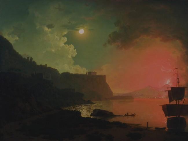 Vesuv mit Pocillipo