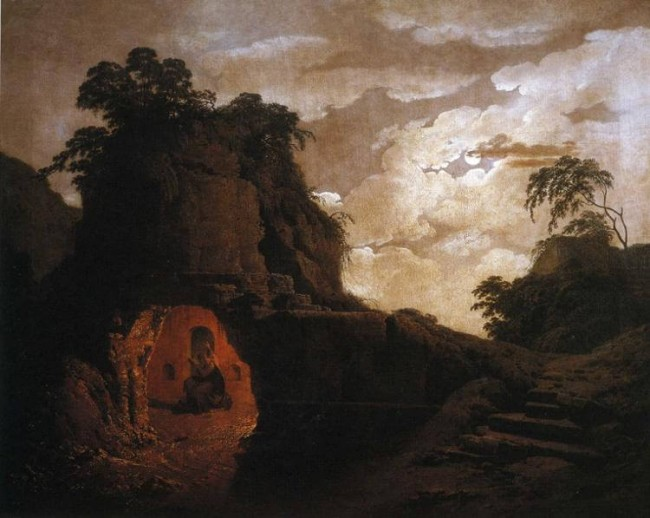 Grab von Vergil, Bild eintausendsiebenhundertneunundsiebzig Jahre