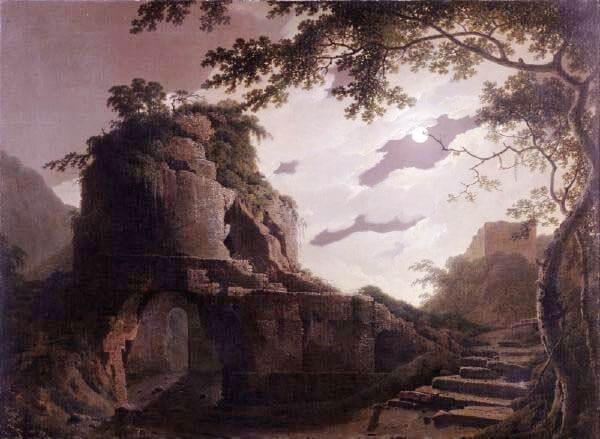 Grab von Vergil, Bild eintausendsiebenhundertzweiundachtzig Jahre