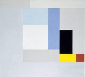 """""""June"""", Ben Nicholson – Beschreibung des Gemäldes"""