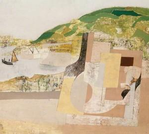 """The Mouse Hole"", Ben Nicholson – Beschreibung des Gemäldes"