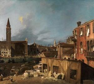 Bild Maurerhof, Canaletto