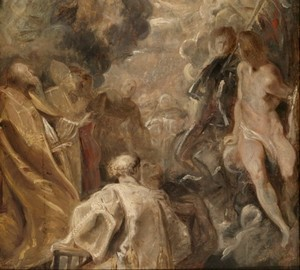 Skizze Allerheiligen – Rubens