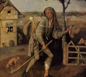 """""""Der verlorene Sohn"""", Jerome Bosch – Beschreibung des Gemäldes"""