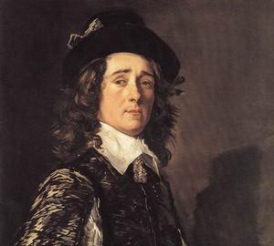 Porträt von Jasper Schade van Westrum, Frans Hals – Beschreibung