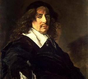 Porträt eines Mannes, Frans Hals – Beschreibung